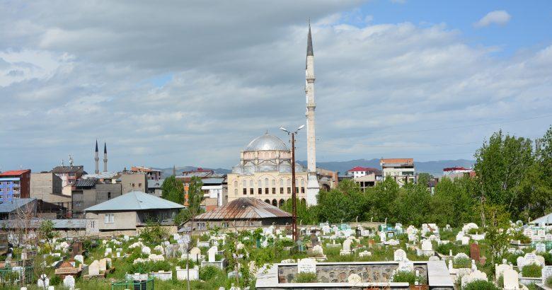 Patnos'ta sessiz bayram