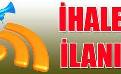 İHALE İLANI- PATNOS İLÇE MİLLİ EĞİTİM MÜDÜRLÜĞÜ