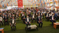 Ak Parti Patnos'ta Tekin Dinç ile yola devam dedi