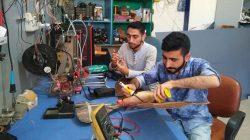 Rektör Karabulut,Türkiye İkincisi Olan Öğrencileri Kutladı