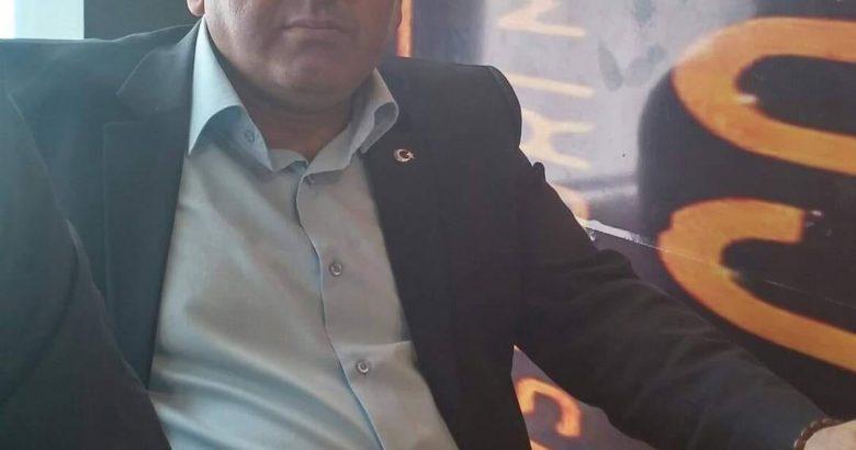 Patnos'ta okul müdür'ü hayatını kaybetti