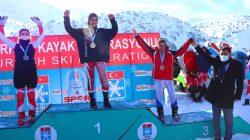 Ağrı'lı  Berfin Balkis Türkiye Şampiyonu Oldu