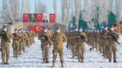 Komandolar Patnos'tan dualarla Afrin'e uğurlandı