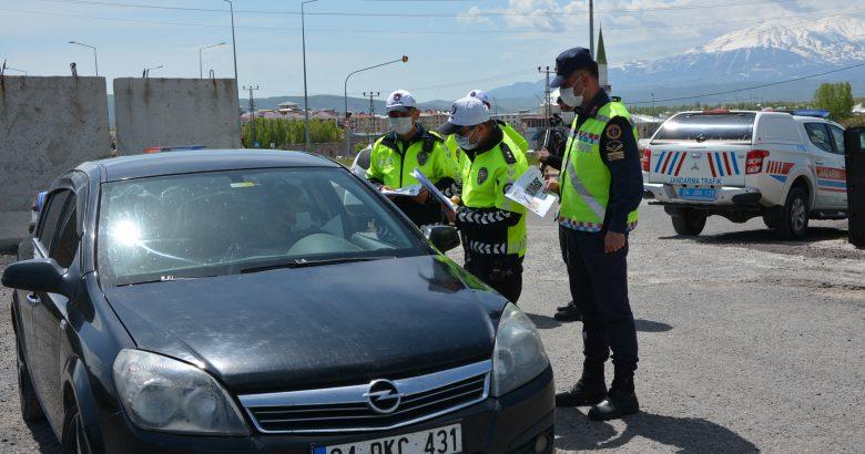 Patnos'ta 1-7 Mayıs Karayolu Trafik Haftası etkinlikleri